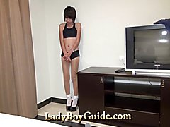Pattaya ladyboy Loves Me And Rams Cock  - clip # 02