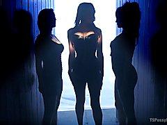 Dr. Mandy Mitchell Knocks up Jasmeen LeFleur  - clip # 02