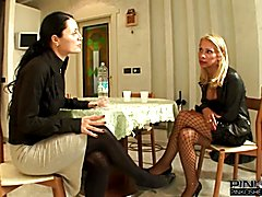 PINKO SHEMALES Shemale bangning horny Milf  - clip # 02