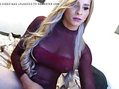 Large pecker blond tv beauty