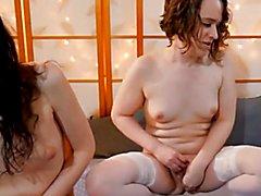 Trans Lesbians Zoey & Vixi