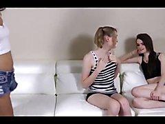 Tranny threesome  - clip # 04