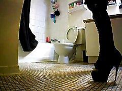 Sissy Toilet BDSM  - clip # 02