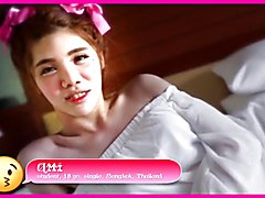 Helloladyboy cum dump tiny pig tailed she-male pounded