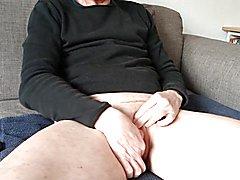 Fzm, enormous clit, handjob, orgasmus