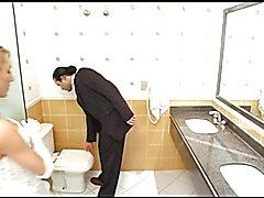 Ts bride fucks best man before wedding