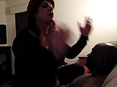 Cdv rebeca gets bbc creamed