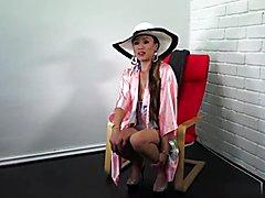 Classy oriental t-baby