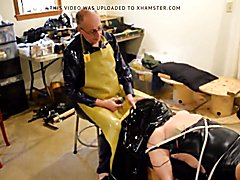 Ronni's e-stim & breath control by maitrefrancis ..sept 2019