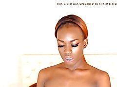 Sexy ebony transvestite exoticebonyx