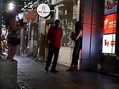 Sexy tv freelancers of bangkok