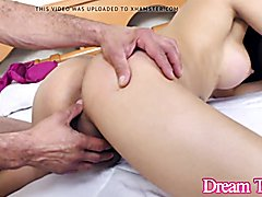 Tran marcelle herrera gets double anal
