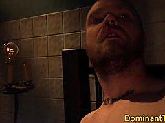 Ebony transgender anal fucks guy doggystyle  - clip # 02