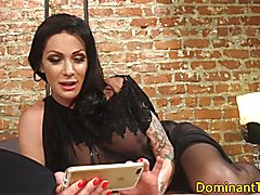 Transgender dom anal fucks doctor doggystyle  - clip # 03