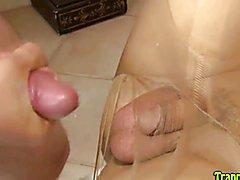 Gender fluids (creampie & cum collection)