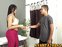 Massagista travesti fodeu seu cliente