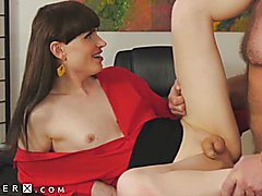 Corporate manager natalie mars pounded in the office