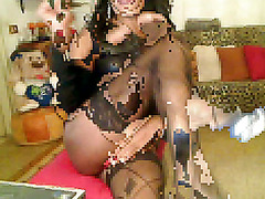 black shemale play with her cook  cam89